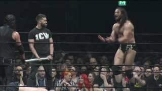 ¡WWE vs. TNA! ¡Finn Bálor ataca a Drew Galloway en Irlanda!