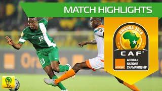 Nigeria vs Niger | Orange African Nations Championship, Rwanda 2016