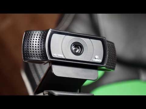 Die beste Webcam Logitech C920 Deutsch German