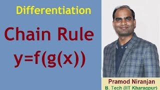7. Physics | Class 11 | Differentiation | Chain Rule