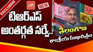 తెలంగాణ - 2019 ఎలక్షన్స్ లేటెస్ట్ సర్వే రిపోర్ట్ | TRS Internal Survey Total Report Leaked | YOYO TV