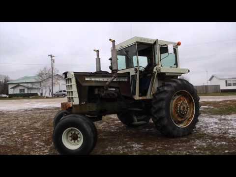 Xxx Mp4 1974 Oliver Model 2255 Tractor With Cab Aumann Auction 3gp Sex