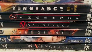WWE Vengeance PPV DVD Collection Review