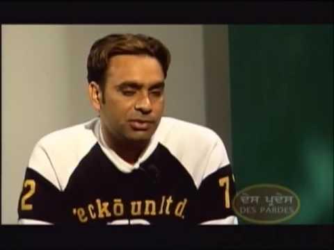 Babbu Maan vs Sant Baba Ranjit Singh Dhadrian Wala.flv
