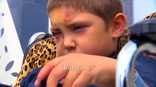 6 year old boy hospitalized after standing up to friend's bullies