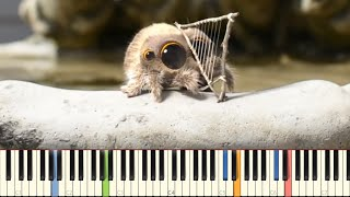 Lucas The Spider - Encore - IMPOSSIBLE REMIX - Piano Cover