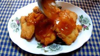 Resep dan Cara Memasak Ayam Asam Manis Sederhana