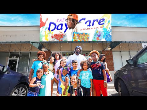 I Opened Up My Own DAYCARE In The Hood