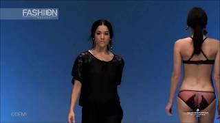 Salon International de la Lingerie - Fashion Show Paris Fall 2017 part 1 by FC