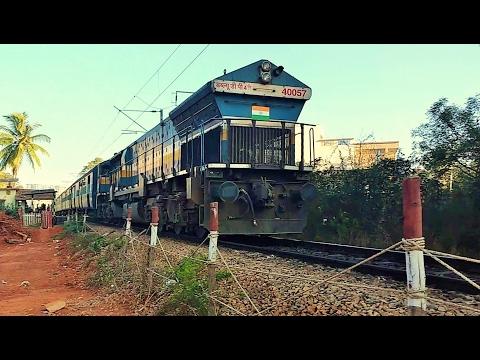 Indian Railways - Starting & Ending