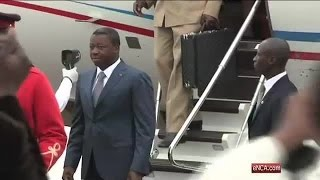 Togo president  shows no interest in limiting terms in office
