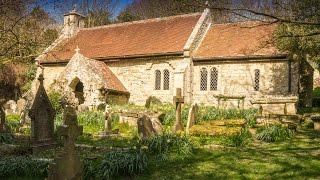 The Old St Boniface Church, Bonchurch, Isle of Wight