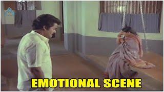 Mohanlal and Sulakshana Emotional Scene ||  Cheppu