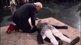 Benny Hinn - Healing Prayer For Woman with Stage 4 Cancer