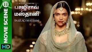 Deepika Padukone expresses her love for Ranveer Singh   Bajirao Mastani