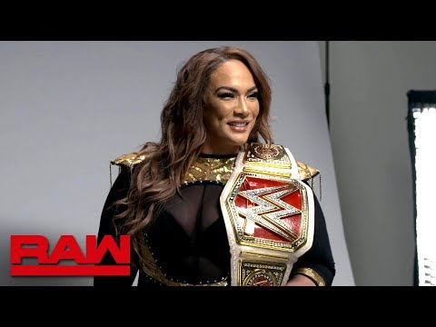 Xxx Mp4 Nia Jax Stands For Her First Photo Shoot As Raw Women S Champion Exclusive April 9 2018 3gp Sex