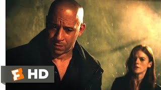 The Last Witch Hunter (6/10) Movie CLIP - The Witch Queen