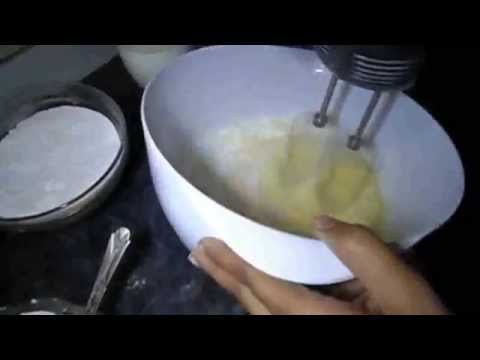 Pakistani desi food simple plain cake making without micro recipe