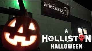 A HOLLISTON HALLOWEEN