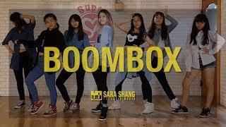 Laura Marano - Boombox / Choreography by Sara Shang (SELF-WORTH)