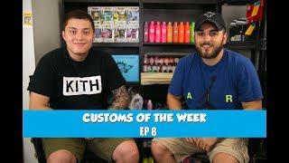 CUSTOMS OF THE WEEK | EP 8 | DCF