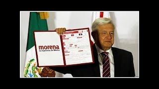 News Mexican presidential front-runner vows to consult public about...