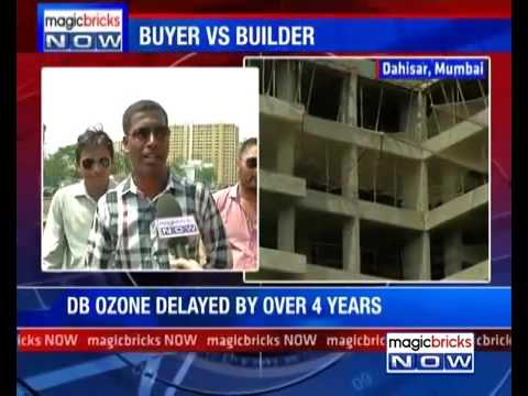 False committments by DB Realty OZONE Project