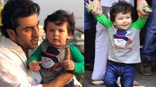 Taimur Ali Khan Leaves For London With Family To Celebrate New Year 2018