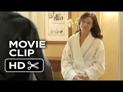Third Person Movie CLIP - I Took Your Robe (2014) - Olivia Wilde, Liam Neeson Movie HD