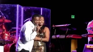 Keith Sweat with guest R Alexander (LIVE) @ The Civic Center 1 04 14