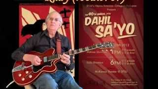 Dahil Sa Iyo (Because of you) - Instro cover by Dave Monk