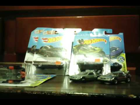 Unboxing: (7 pack) Autos Hot wheels
