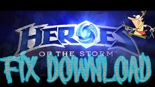 How to FIX Download problem (WoW SC2 HoTS HS Overwatch) Blizzard Games!