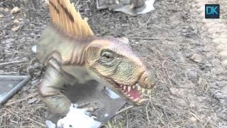 Die Dinos kommen ins Altmühltal: Dinosaurierpark bei Denkendorf