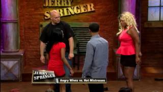 That Smack That Rocked The World (The Jerry Springer Show)