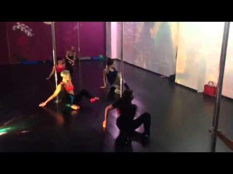 Neo Exotic Pole dance c Мариной Мотухновой
