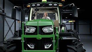 John Deere: 6R Series Tractor Updates