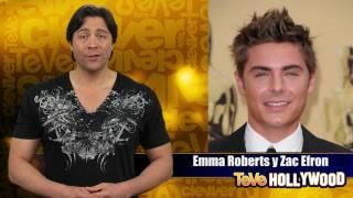 Zac Efron Saliendo Con Emma Roberts?