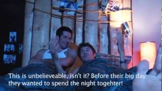 Verbotene Liebe - Chrolli Folge 16 - Englisch