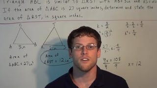 Area of Similar Triangles
