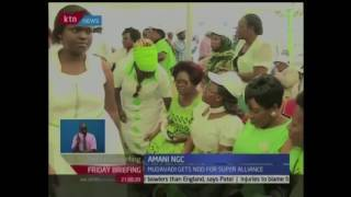 Friday Briefing: full bulletin with Betty Kyalo, 9th December 2016