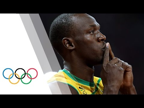 Usain Bolt Wins Olympic 100m Gold London 2012 Olympic Games