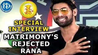Size Zero Team Interview - Matrimony's Rejected Rana Daggubati