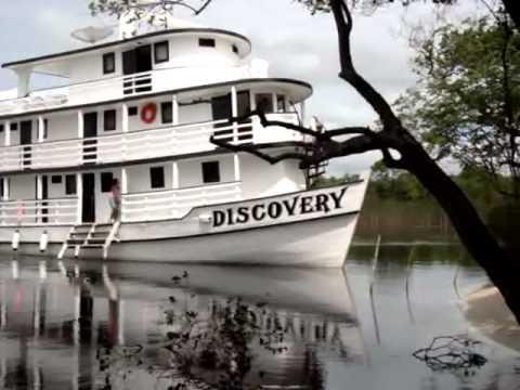 Barco Discovery Amazônia Brazil