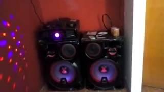 LA PESADILLA DE LOS VECINOS | LG XBOOM CM9960 ELECTRONICA