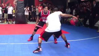 Best of Derrick Rose playing 1-on-1 - Sick Moves!