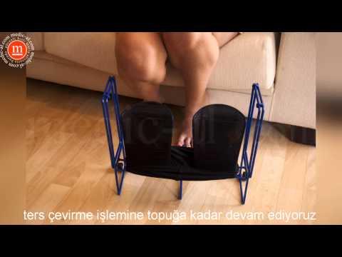 Külotlu Çorap Giymenin Kolay Yolu medic al