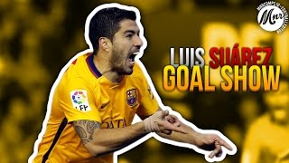 Luis Suárez | Incredible Goal Show | All 40 Goals In 2016