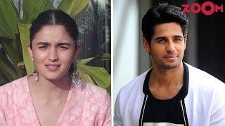 Alia Breaks Her Silence On Why She Loves Her Ex-Boyfriend Sidharth