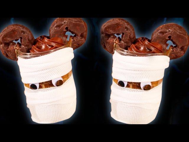 Mickey Mummy Cake Jars | Disney Family
